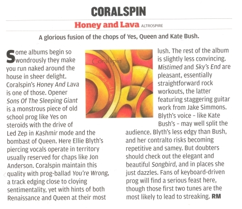 Prog magazine review